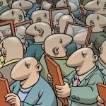 El zoquete intolerante y su pequeño ego